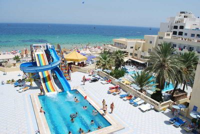 Отель Sousse City & Beach Hotel 3* Сусс Тунис