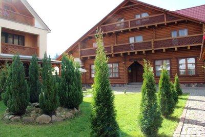 Отель Гостиный двор Воловец 3* Воловец Украина - Карпаты