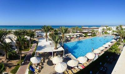 Отель Meninx Hotel 3* о. Джерба Тунис