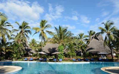 Отель Breezes Beach Club & Spa 5* Занзибар Танзания