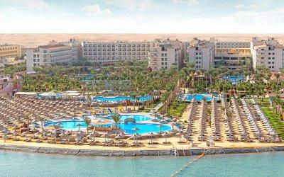 Отель Hawaii Riviera Resort & Aqua Park 5* Хургада Египет