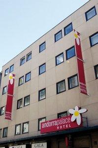 Отель Andorra Palace Hotel 3* Андорра Ла Велья Андорра