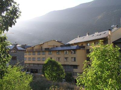 Отель Del Meligar Apartaments 3* Энкамп Андорра