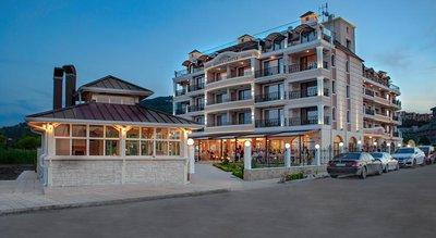 Отель Sunny Castle 4* Кранево Болгария