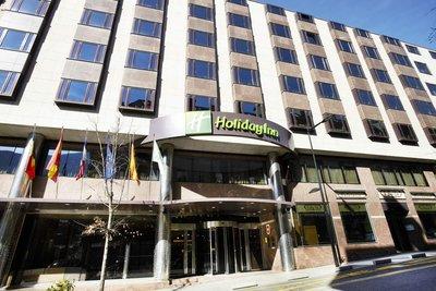 Отель Holiday Inn Andorra 5* Андорра Ла Велья Андорра