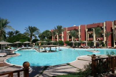 Отель El Geisum Village 2* Хургада Египет