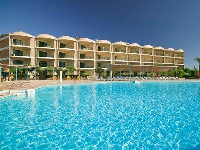 Отель El Samaka Comfort Hotel 3* Хургада Египет