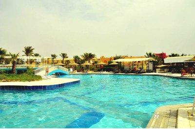 Отель Giftun Azur Resort 3* Хургада Египет