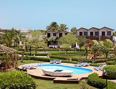 Отель Ganet Sinai Resort 3* Дахаб Египет