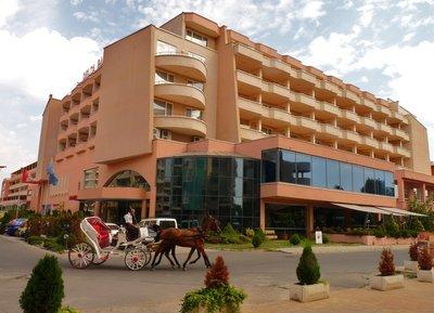 Отель Delta Palace 4* Солнечный берег Болгария