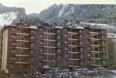 Отель La Solana Apartaments 3* Энкамп Андорра