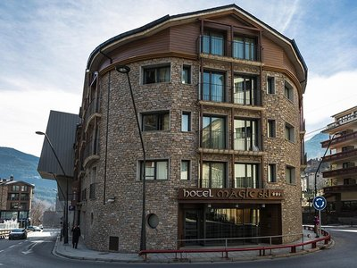 Отель Magic Ski 4* Ла Массана Андорра
