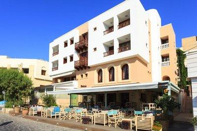 Отель Palazzo Arhontiko Apartments 3* о. Крит – Агиос Николаос Греция