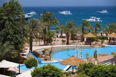 Отель Lotus Bay Resort 4* Сафага Египет