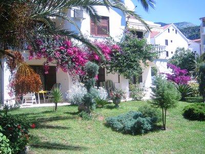 Отель Lidia Villa 3* Будва Черногория
