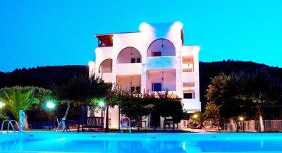 Отель Agnanti Villa 3* Аттика Греция