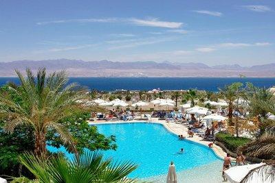 Отель El Wekala Aqua Park Resort 4* Таба Египет