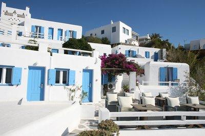 Отель Madalena Hotel 2* о. Миконос Греция