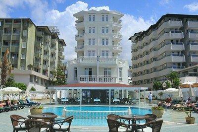 Отель Azak Hotel 3* Алания Турция