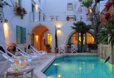 Отель Mythos Suites Hotel 4* о. Крит – Ретимно Греция