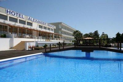 Отель Alexander Beach Hotel 4* Аттика Греция
