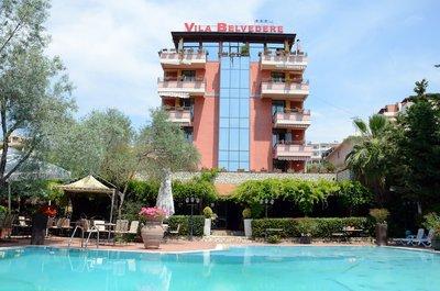 Отель Villa Belvedere 4* Дуррес Албания