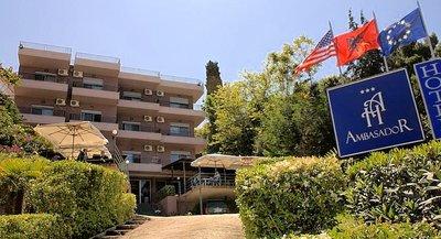 Отель Ambasador Hotel 3* Влера Албания