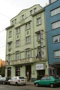 Отель Michle Hotel 3* Прага Чехия