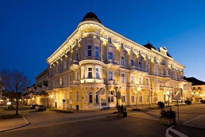 Отель Savoy 4* Франтишкове Лазне Чехия