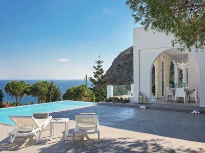 Отель Adrali Villa 3* о. Санторини Греция