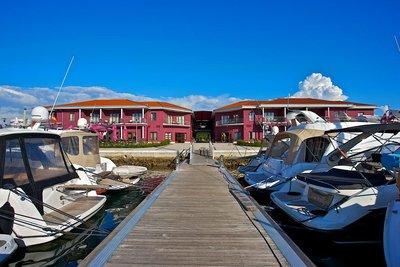 Отель Nautica Hotel 5* Истрия Хорватия