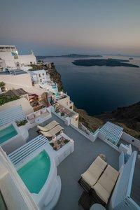 Отель Spiliotica on the cliff suites & apartments 3* о. Санторини Греция