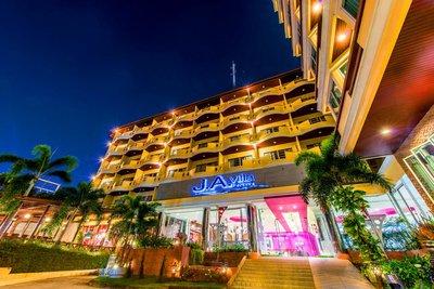 Отель J.A. Villa Pattaya 3* Паттайя Таиланд