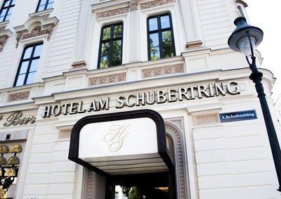 Отель Am Schubertring Hotel Pension 4* Вена Австрия