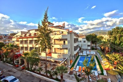 Отель Myra Hotel 3* Мармарис Турция