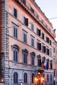 Отель Barberini 4* Рим Италия