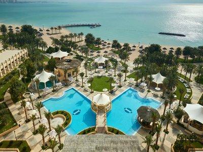 Отель InterContinental Doha Hotel 5* Доха Катар
