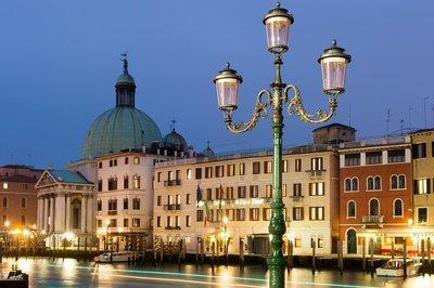 Отель Carlton On The Grand Canal Hotel 4* Венеция Италия