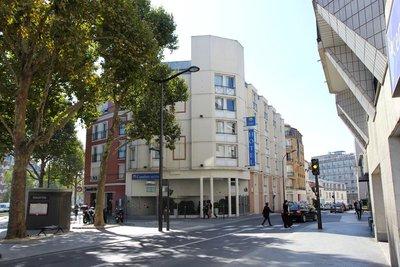 Отель Comfort Davout Nation 3* Париж Франция