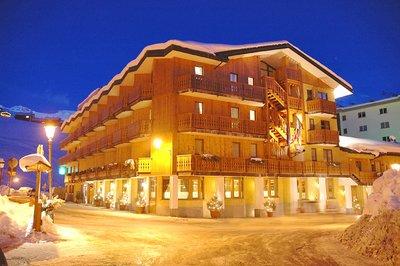 Отель Excelsior Planet 4* Червиния Италия