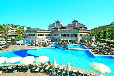 Отель Aydinbey Famous Resort 5* Белек Турция