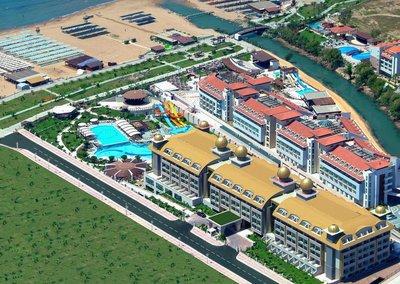 Отель Aydinbey King's Palace & Spa 5* Сиде Турция