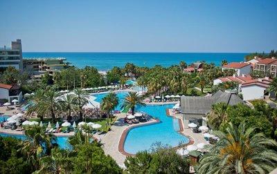 Отель Barut Arum 5* Сиде Турция