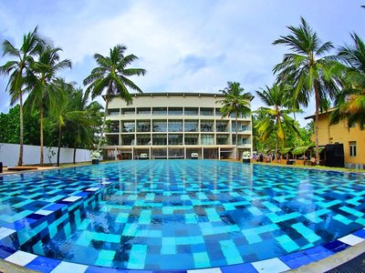 Отель Taprobana Wadduwa 5* Ваддува Шри-Ланка