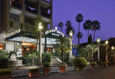 Отель Parco dei Principi Grand Hotel & Spa 5* Рим Италия