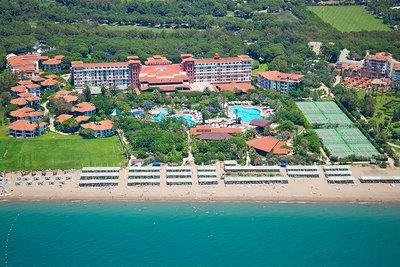 Отель Belconti Resort Hotel 5* Белек Турция