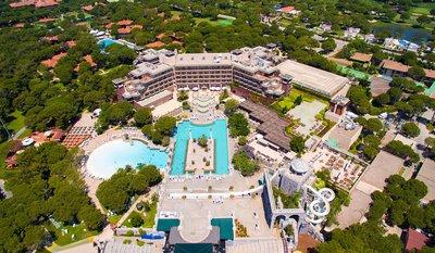 Отель Xanadu Resort Hotel 5* Белек Турция