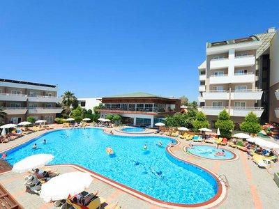 Отель Club Mermaid Village 4* Алания Турция