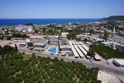 Отель Viking Star Hotel 5* Кемер Турция