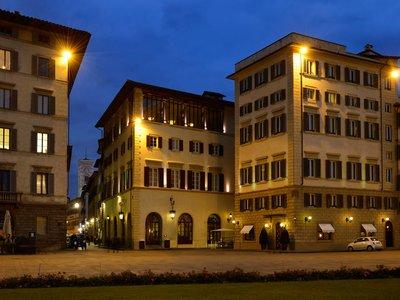 Отель L'Orologio Hotel 4* Флоренция Италия